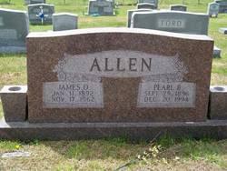 Daisy Pearl <I>Bridges</I> Allen