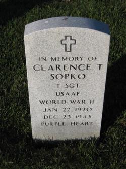 Clarence T Sopko