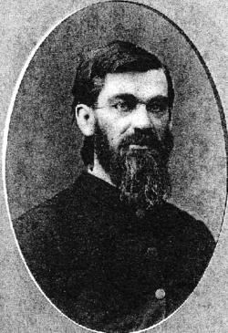 Rev Walter Edmund Krebs