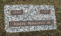 Joseph Patrick Monaghan, Jr