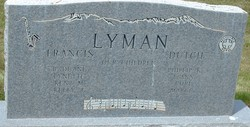 Francis Marvin Lyman