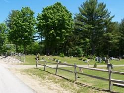 Higgins Bay Cemetery