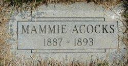 Mammie Acocks