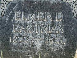 Elmer Daniel Eastman