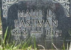 Maud Delora <I>Frazier</I> Eastman