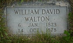 William David Walton