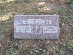 Virginia <I>Gates</I> Wiezbicki