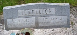 Roy Edwin Templeton Sr.