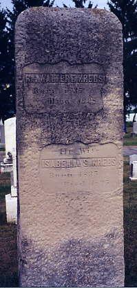 Isabella Shriver <I>LeFevre</I> Krebs