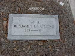 Benjamin Thomas Haymond