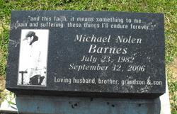 Michael Nolen Barnes