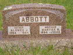 Martha M Abbott