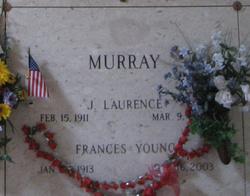J Laurence Murray