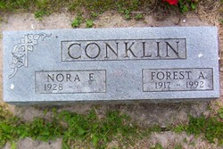 Forest A. Conklin