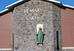 Saint Mary of the Lakes Cemetery