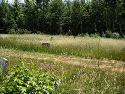 Rural Cherokee County Burial Ground