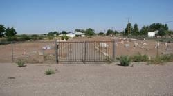 La Luz Community Cemetery