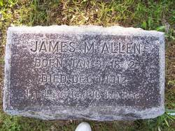 Lieut James M. Allen