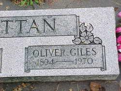 Oliver Giles Ruttan