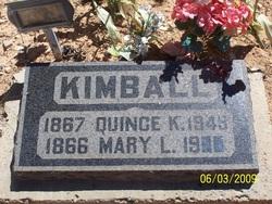 Quince Knowlton Kimball