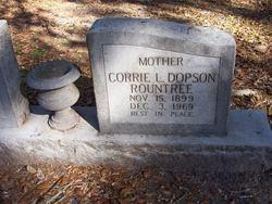Corrie L. <I>Edenfield</I> Dopson