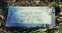 August Pate