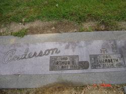 "Arthur Eddie ""Art"" Anderson"
