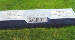 Mary Lois <I>Richards</I> Garriott