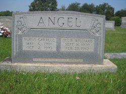 Ollie S. <I>Williams</I> Angel