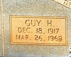 Guy H. Cain