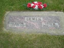 Etta May <I>Norton</I> Irwin