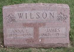 Anna <I>Akers</I> Wilson