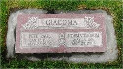 Pete Giacoma