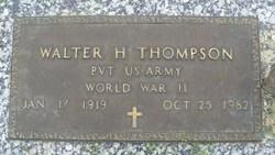 Walter Howell Thompson