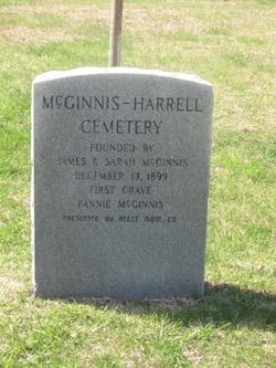 McGinnis Harrell Cemetery
