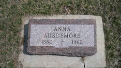 Anna Margaret <I>Kaiser</I> Ausdemore