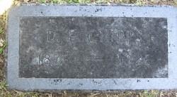 Dexter Elliott Chipps Sr.