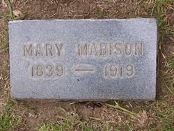 Mary <I>Ryan</I> Madison