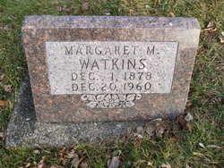 Margaret M. Watkins