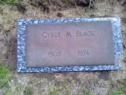 Cyrus Meredith Black