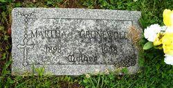 Martha Frances <I>Bustle</I> Gronewold