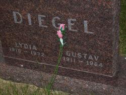 Lydia <I>Kienzle</I> Diegel