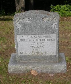 Louella M. McCullough