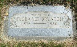 Flora Lee <I>Quiett</I> Brunton