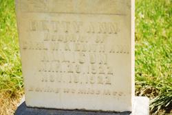Betty Ann Allison
