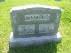 Henry Monroe Sprague
