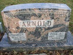 Faye A. <I>Fisher</I> Arnold
