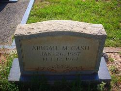 Abigail M. Cash