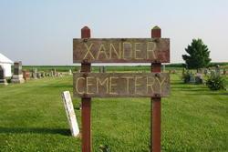 Xander Cemetery