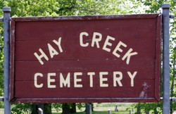 Hay Creek Cemetery